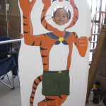 Dylan the Tiger
